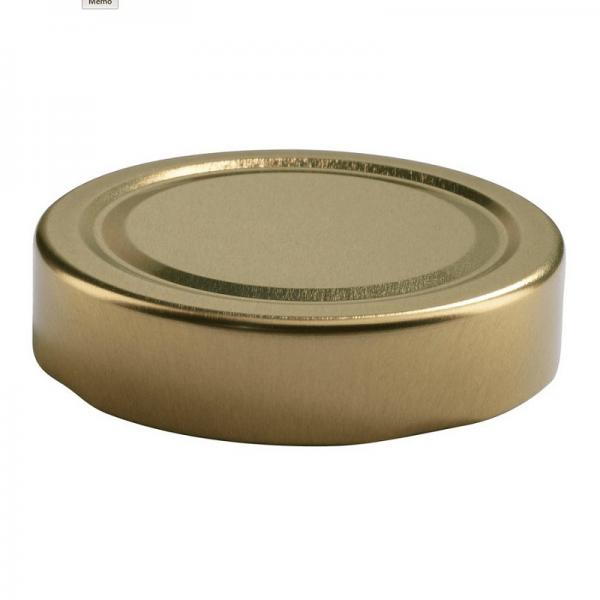 Ersatz-twist-off Deckel, Factum 70mm gold