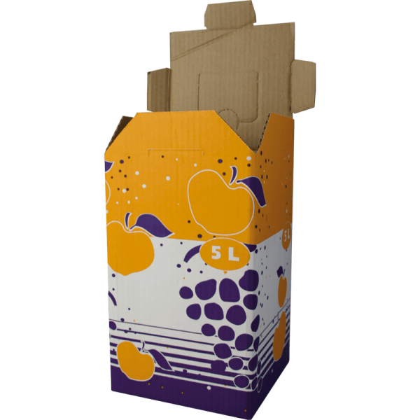 Bag in Box (Karton) 5 Liter