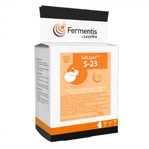 Fermentis Saflager S-23, Bierhefe ug, 500 g, Trockenhefe