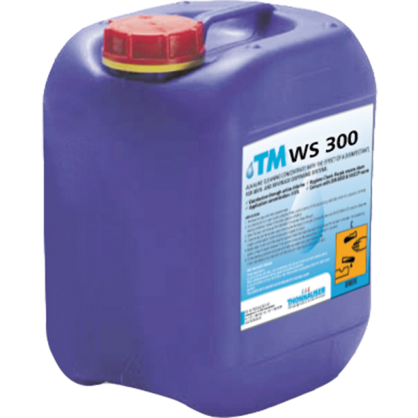 TM WS 300 Mad Lime Soluble, canister, 6kg