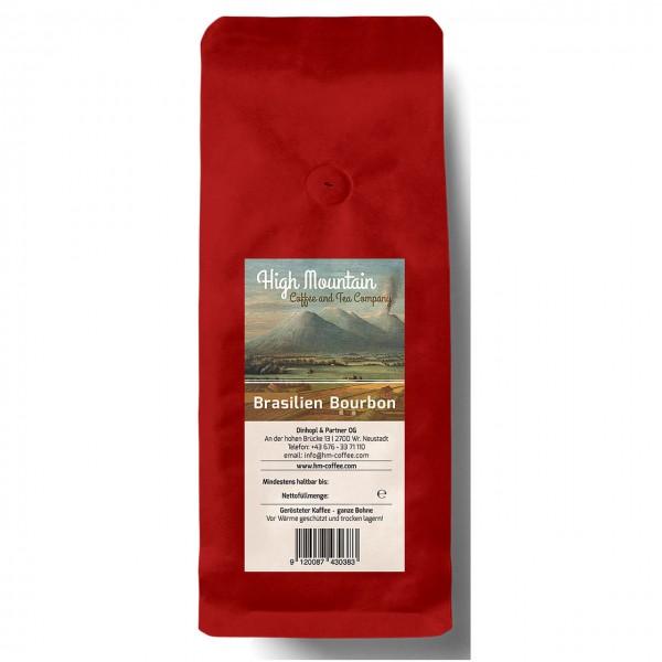 High Mountain-Brasilien Bourbon, coffea arabica var bourbon, handgeröstet, 250g