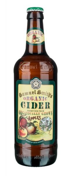 Samuel Smith Organic Cider 5% glutenfrei
