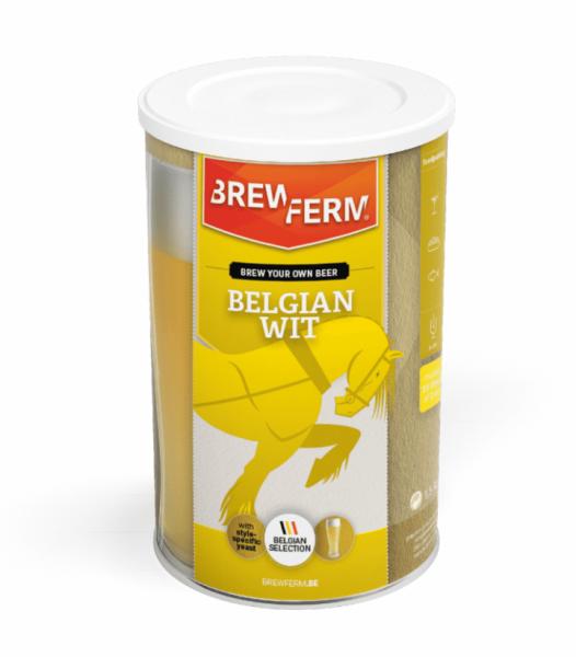 HEIMBRAUSET BREWFERM Belgian Wit 1,5kg