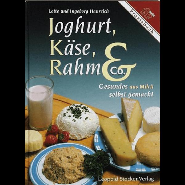 Joghurt, Käse, Rahm & Co /Hanreich/STV