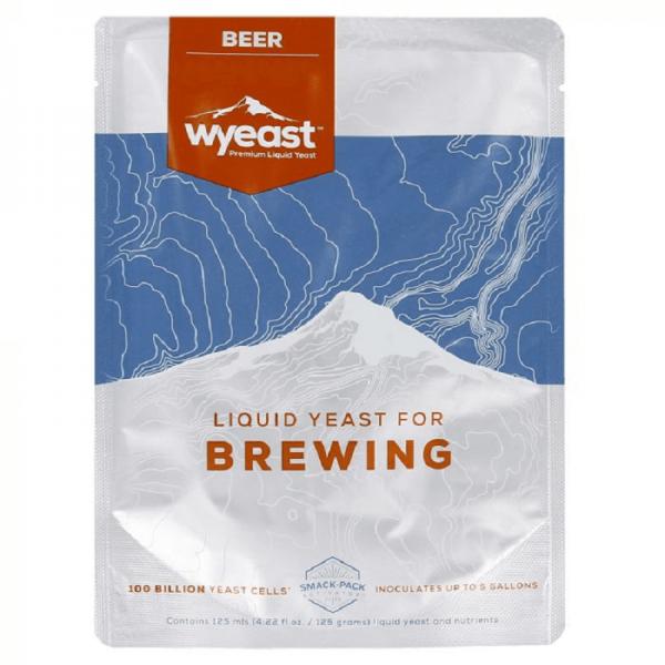 WYEAST 2206 BAVARIAN LAGER liquid yeast ug