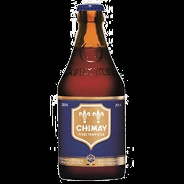 Spezialbier Chimay Blue Cap