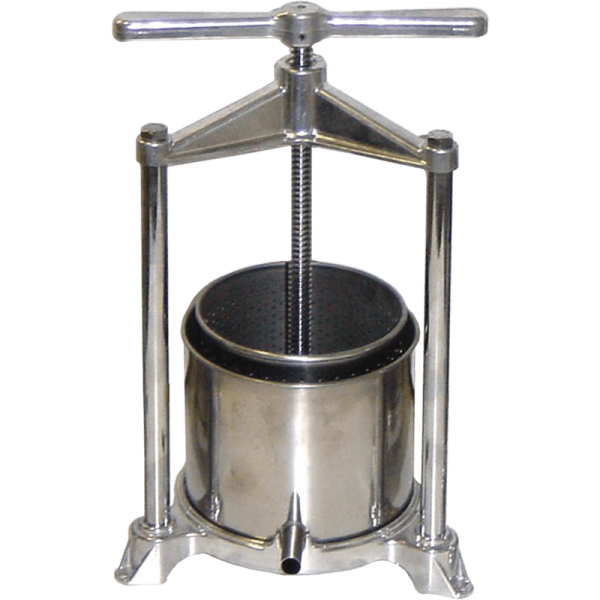 Fruit Press stainless steel 2.2 l