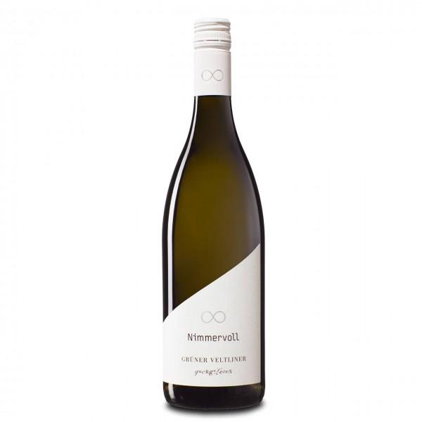 Nimmervoll Wein Grüner Veltliner quergelesen 2020, 12,5%vol, 0,75l